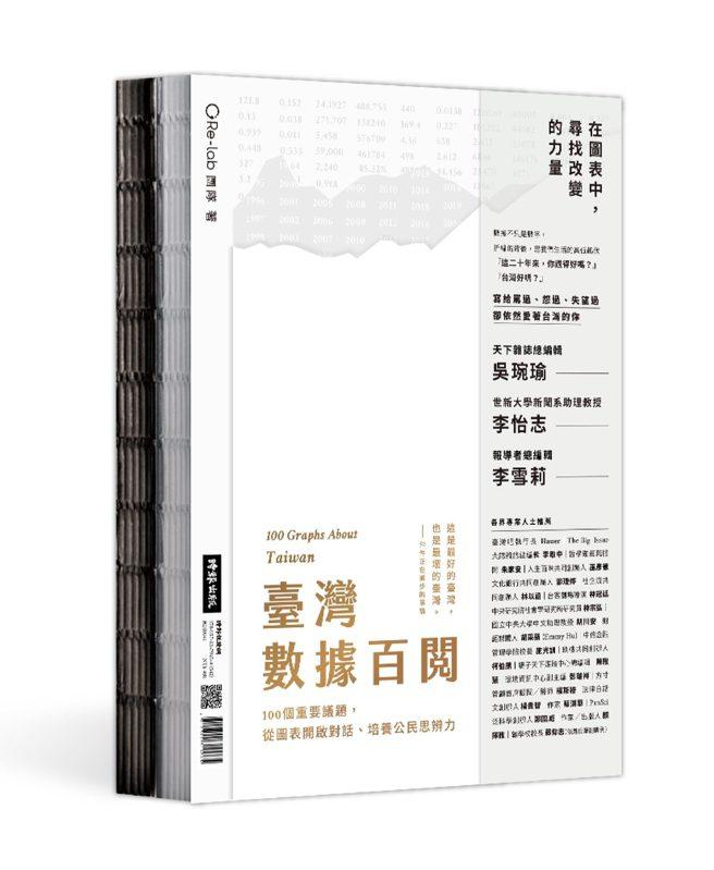 圖、文/時報出版《臺灣數據百閱(雙面書封設計):100個重要議題,從圖表開啟對話、培養公民思辨力》