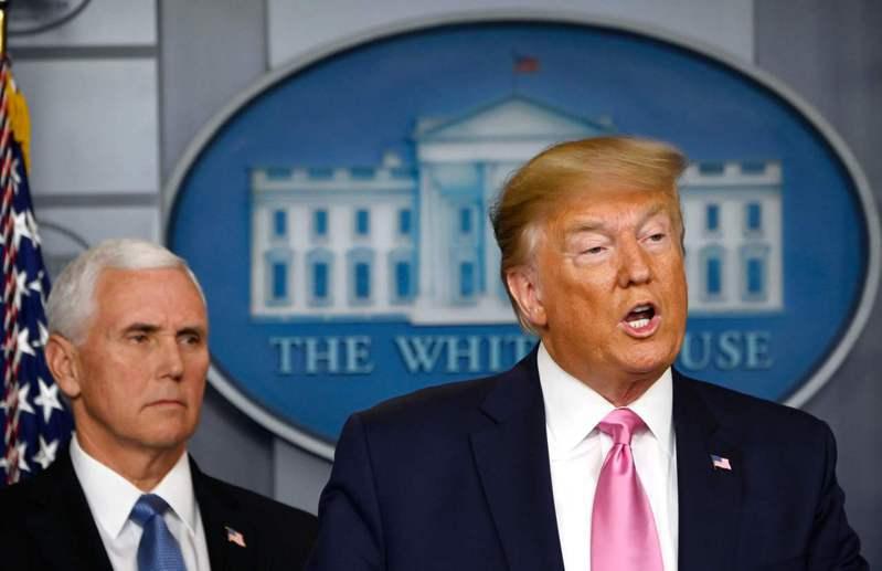 美國總統川普26日說,到某個時點,美國可能必須限制來自義大利、南韓的旅客入境,但現在還不是適當時機。法新社