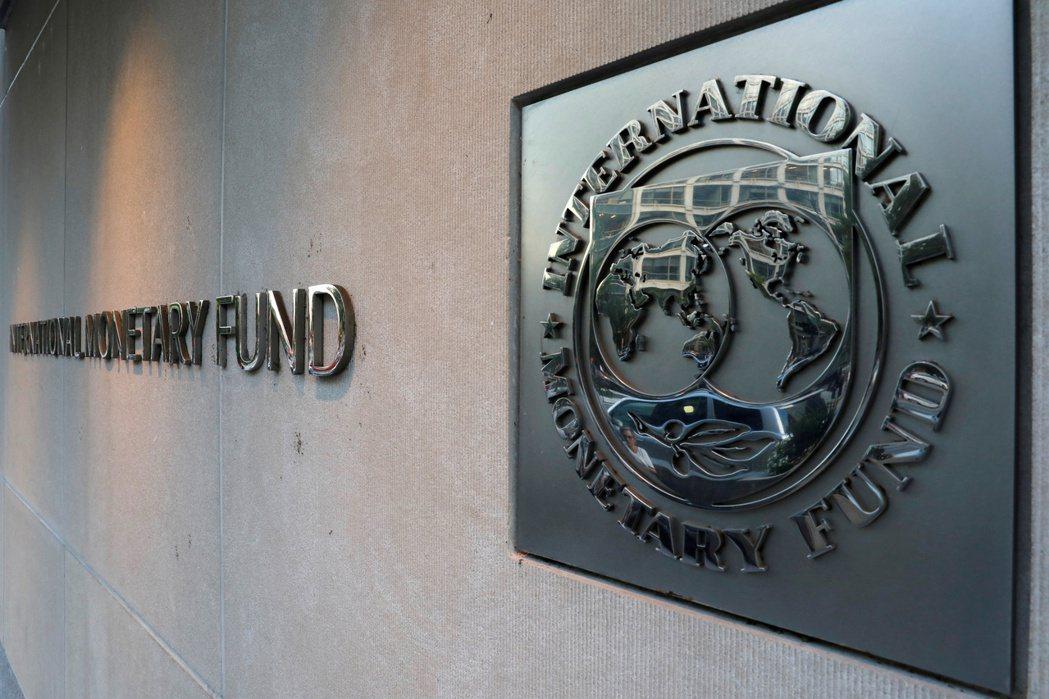 國際貨幣基金(IMF)位於華府的總部。  路透