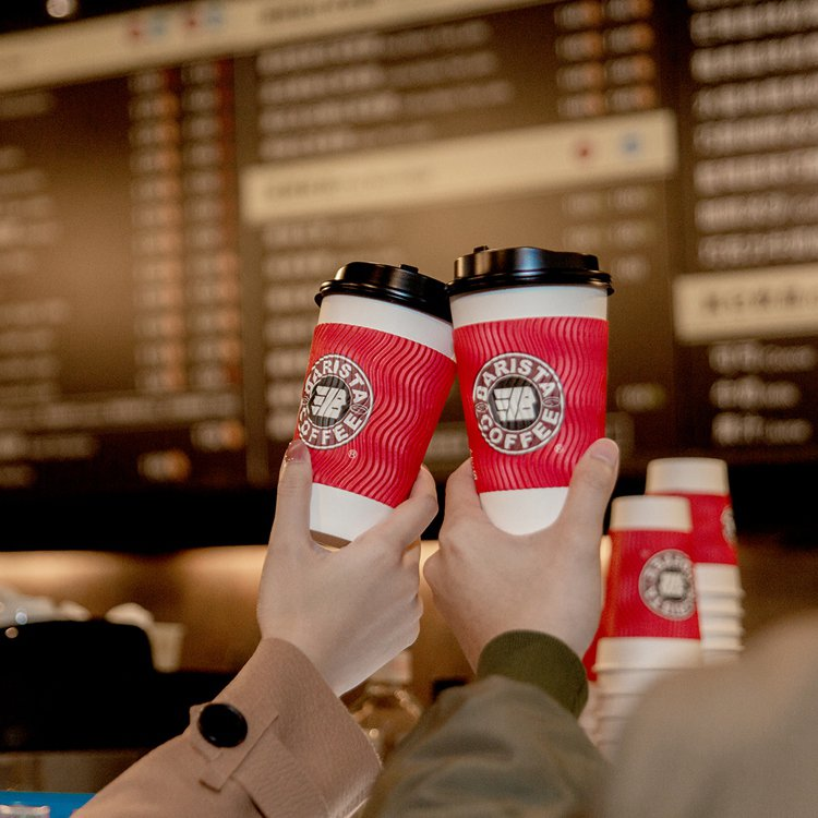 西雅圖咖啡整個3月的周一,飲品都享買一送一。圖/西雅圖咖啡提供