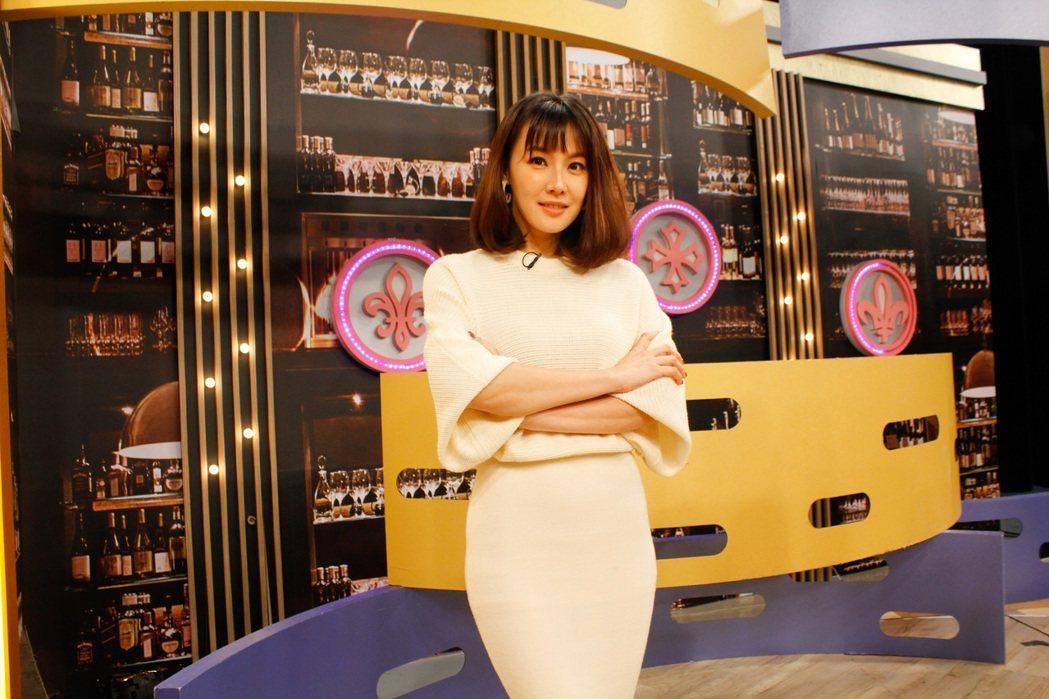 梁又琳今錄衛視「一袋女王」。圖/衛視提供