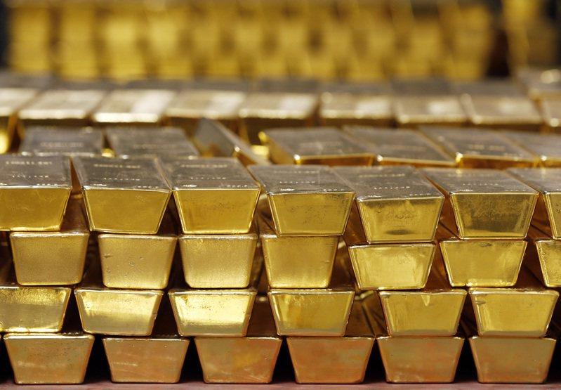 避險買盤今年湧向黃金資產