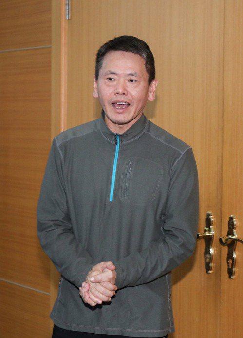 國民黨立院黨團總召林為洲。本報資料照片
