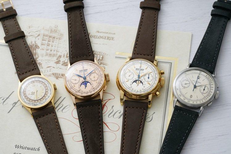 鐘表界傳奇人物Jean Claude Biver珍藏的4枚百達翡麗骨董表,將登上...