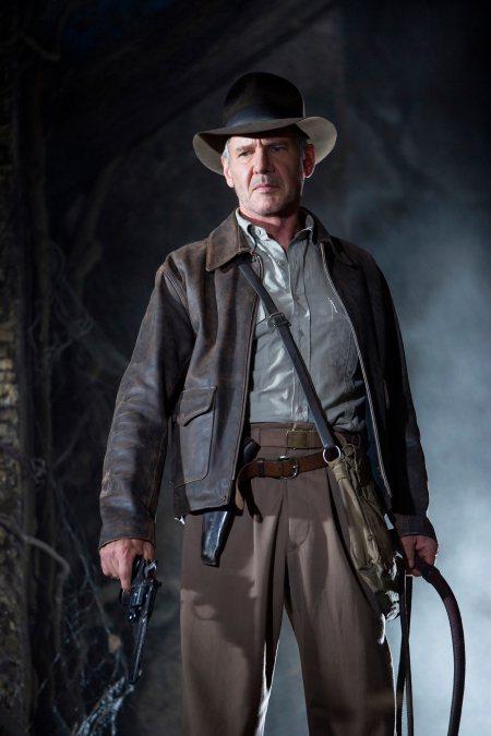哈里遜福特將要再度扮演印第安納瓊斯。圖/摘自imdb