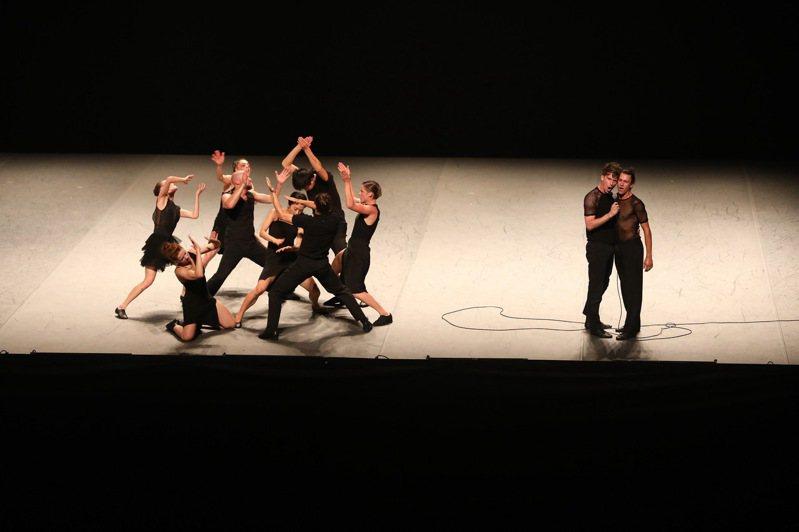 巴希瓦舞團因疫情取消來台。圖/兩廳院提供