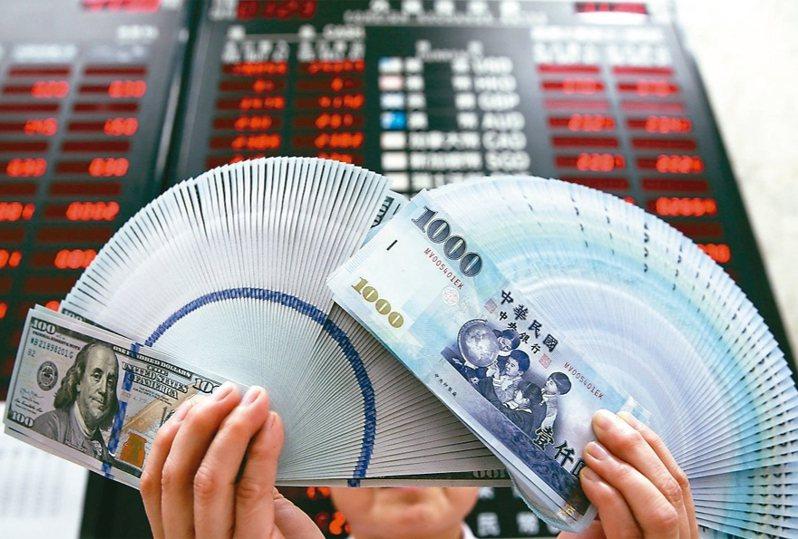 台灣人存款在全世界排名第四。 聯合報系資料照片