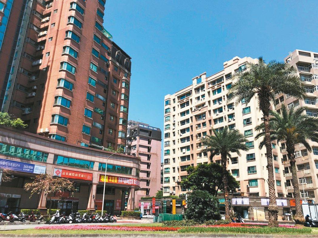 2019年內湖區增加851戶,是台北市各行政區中增加戶數最多的行政區。 記者游智...