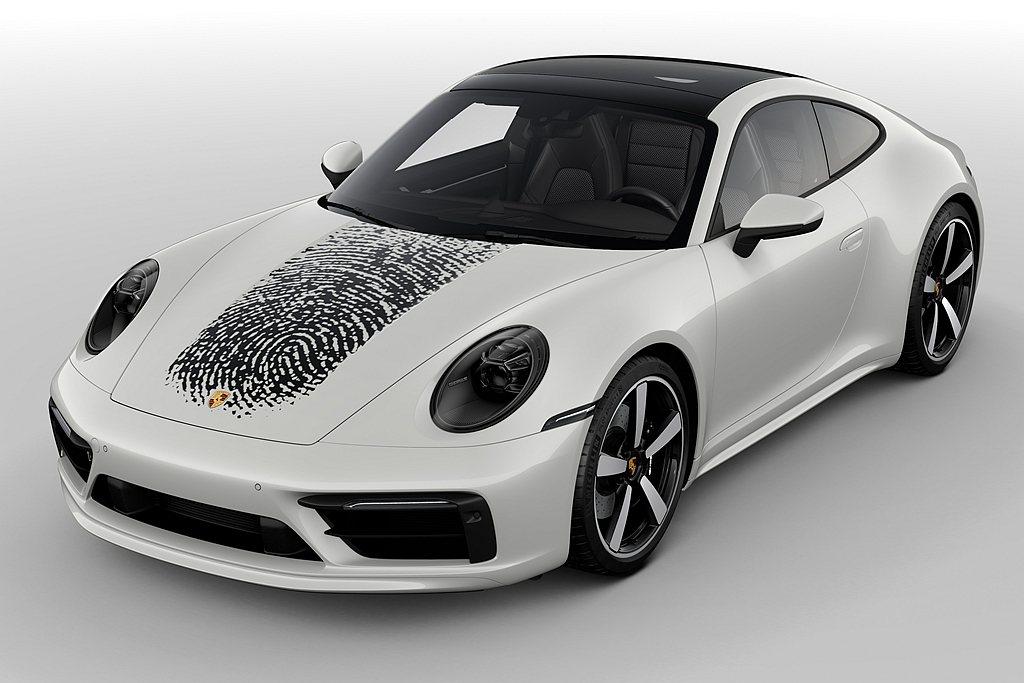 德國跑車廠保時捷(Porsche)透過車體塗層技術革新,將911客製化選項將如個...