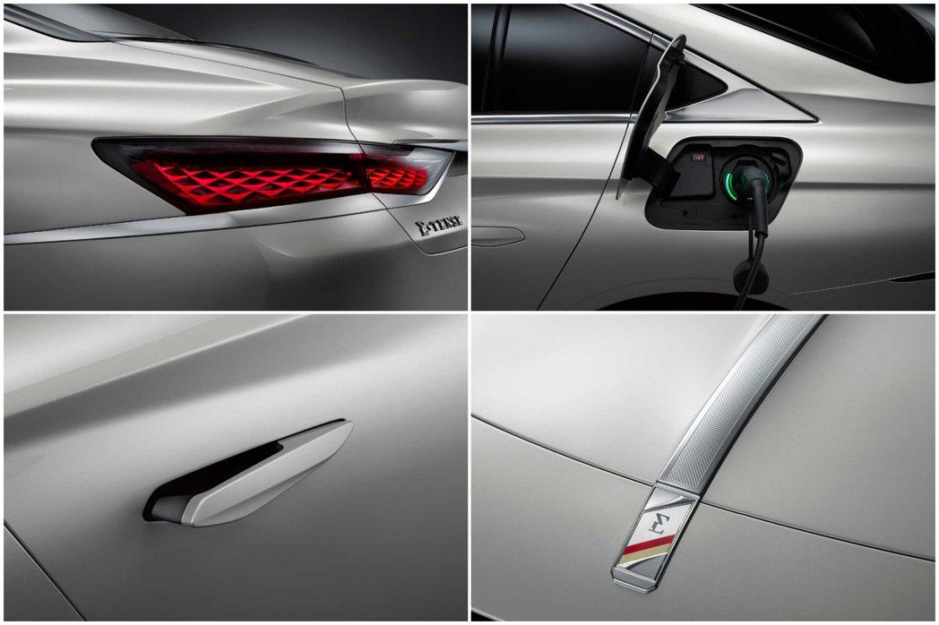 DS 9擁有自己相當獨樹一格的設計美學。 摘自DS Automobiles