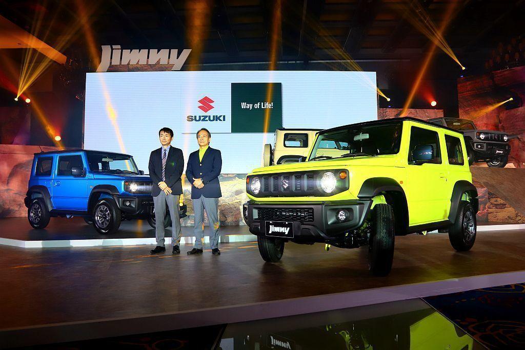 為了提供消費者更周全的服務,Taiwan Suzuki決定將暫時停止接受Jimn...