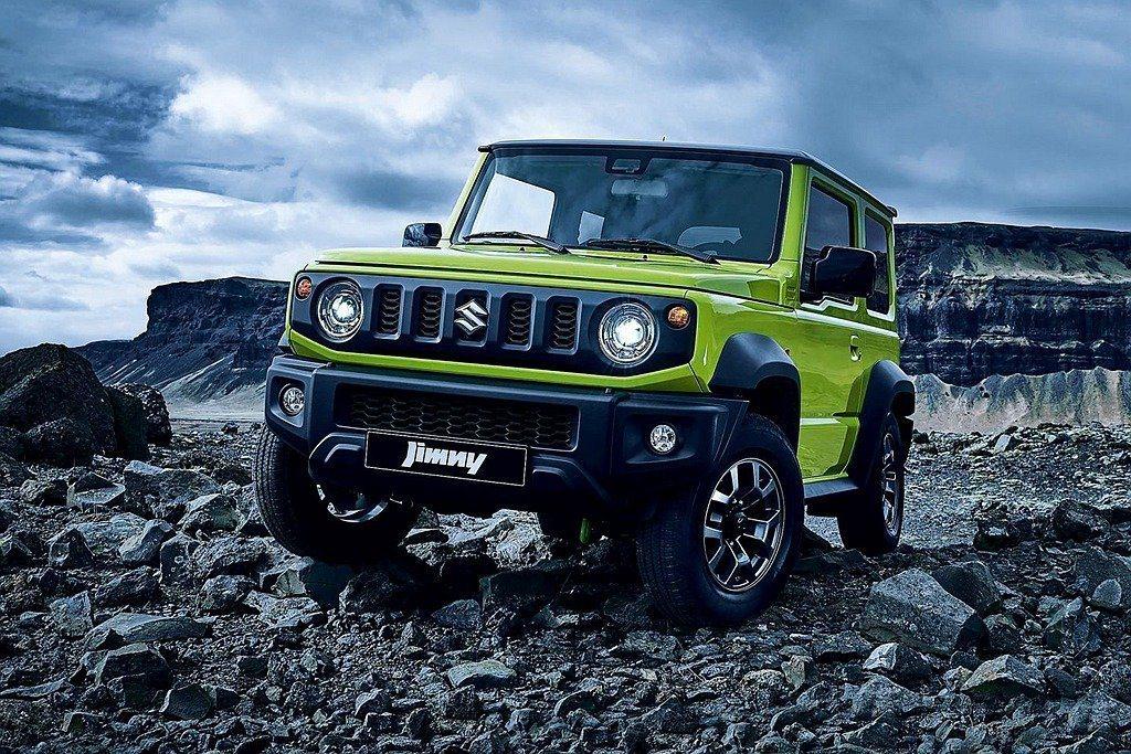 日前才傳出歐規Suzuki Jimny因無法通過新排放法規將退出歐洲市場,但現在...