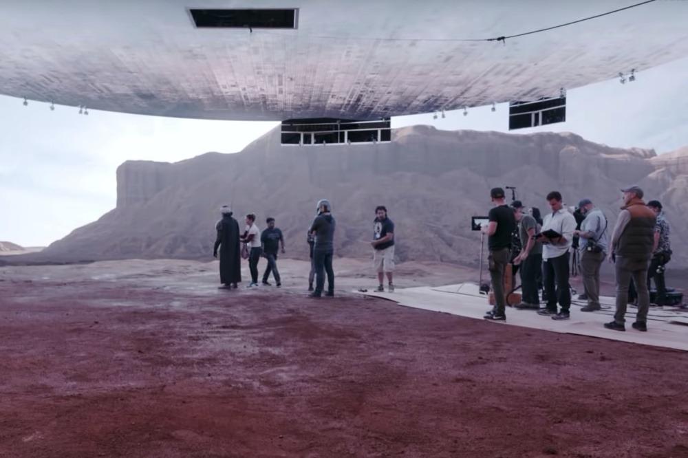 《星際大戰》的特效公司ILM 如何借助Ureal遊戲引擎拍攝《曼達洛人》