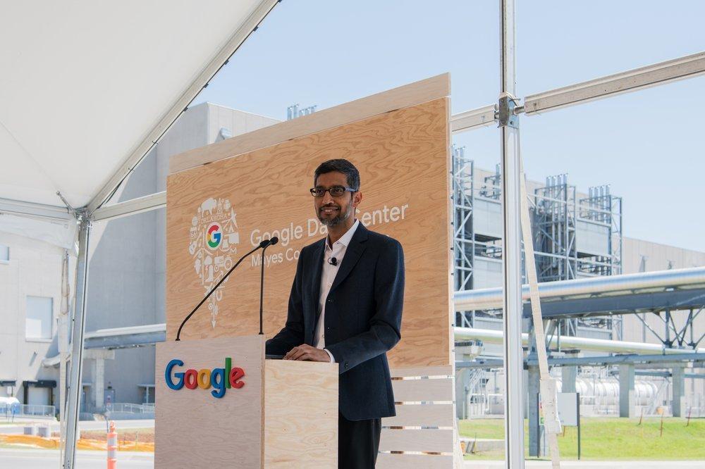 Google宣布將投資100億美元 擴展美國境內辦公室與數據中心規模 thumbnail