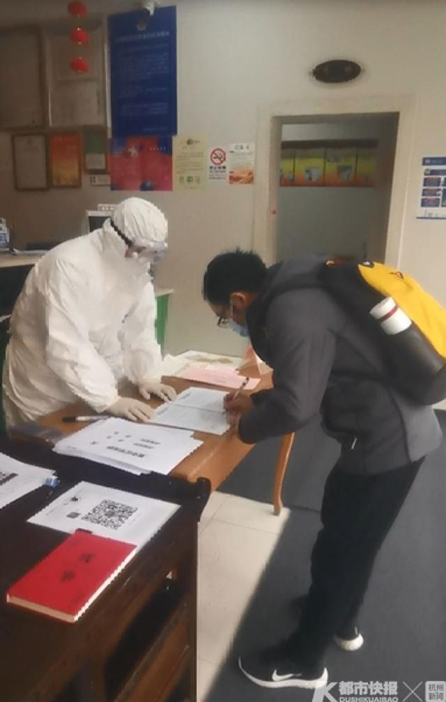 杭州首例新冠肺炎確診患者27日解除醫學觀察,但健康已經明顯受損。(取自杭州都市快報)