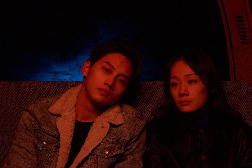 范少勳演出毛不易新MV「水鄉」,與張歆怡合作談情。圖/經紀人品品提供