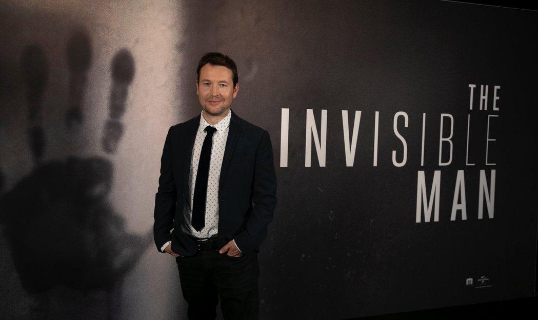 「隱形人」導演雷沃納爾想看「正義聯盟」導演版。圖/摘自推特