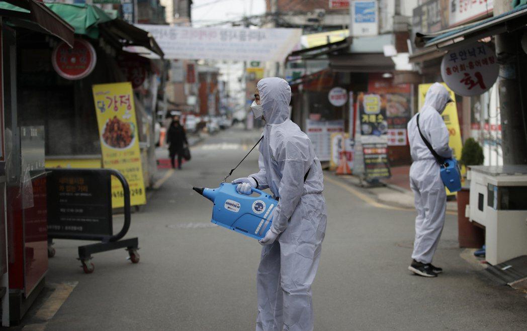 南韓將公布應對新冠肺炎疫情的追加預算,規模料將比MERS疫情期間的11.6兆韓元...