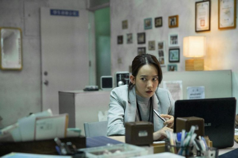 孟耿如感謝台灣觀眾對「女鬼橋」的支持。圖/傳影互動提供