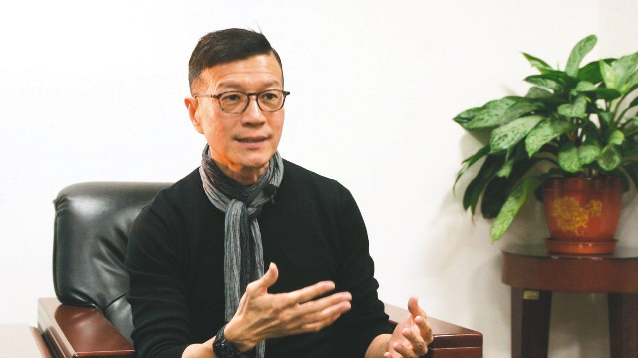 作家吳若權認為要接納怕老的自己,就能對生命更加安心自在。 圖/陳郁菁