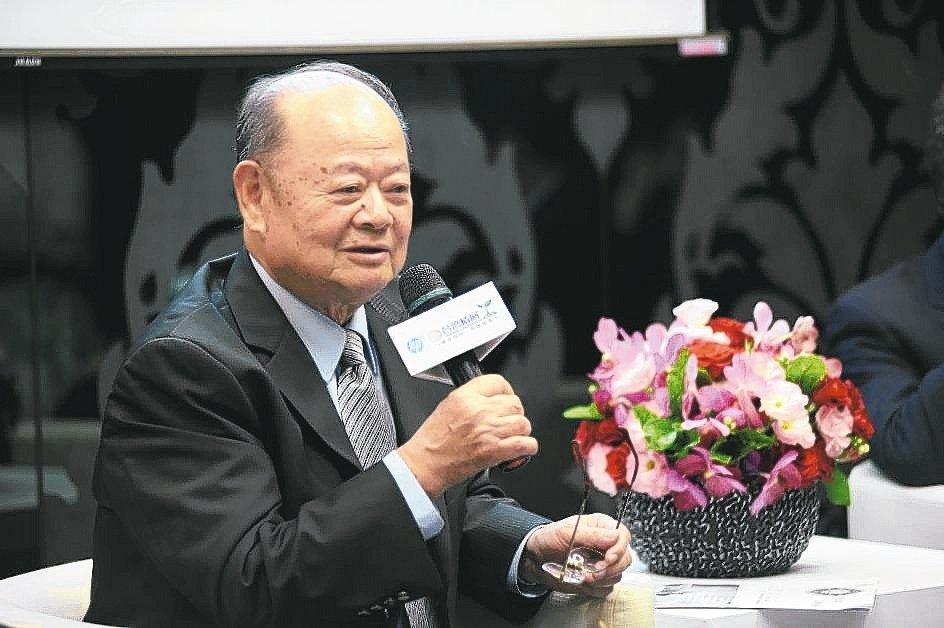 台灣積層工業公司董事長陳永順。 台灣積層工業/提供