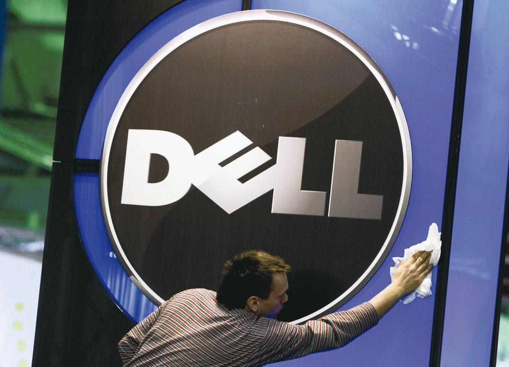 戴爾對本年度的展望不及市場預測。 (路透)