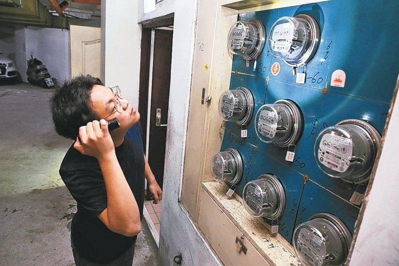 台電6月1日將啟動夏月電價。 圖/聯合報系資料照片