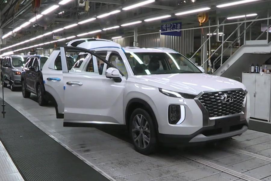Hyundai蔚山廠區一員工確診新冠肺炎 Palisade、Santa Fe產能是否將受到影響?