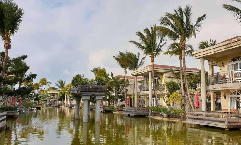 墾丁天鵝湖飯店將提供三折住宿優惠給醫藥護人員。圖/墾丁天鵝湖飯店提供