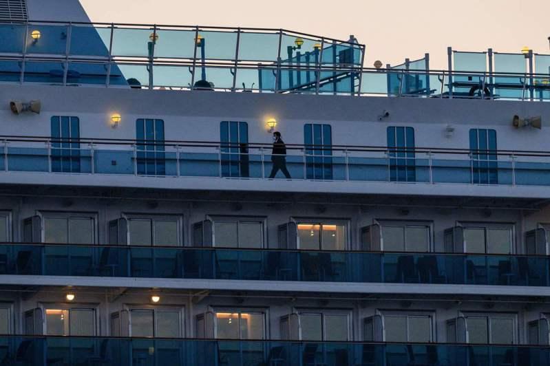 日本仙台市29日公布居住在該市的一名70多歲男性感染新冠肺炎,該名病例是鑽石公主號郵輪的乘客,採檢陰性而下船。法新社