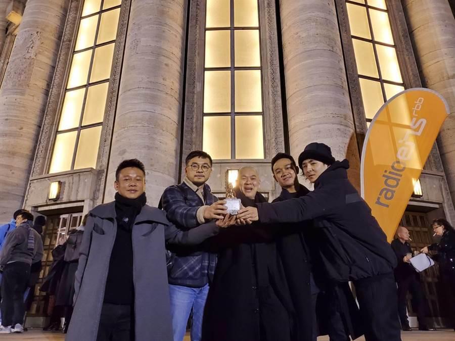 蔡明亮導演新片「日子」拿下柏林影展泰迪熊評審團獎。圖/汯呄霖電影提供