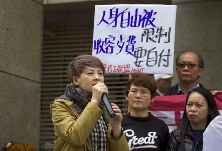 TIWA(台灣國際勞工協會)秘書長陳秀蓮。圖/報系資料照片