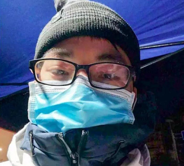 廣西賀州市八步區靈峰鎮衛生院副院長鍾進杏,因勞累過度猝死。 (南國早報照片)