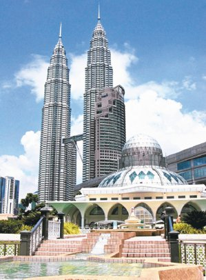 馬來西亞吉隆坡 網路照片