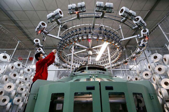 新冠肺炎的衝擊,集中在世界上最重要的成長引擎上。圖/路透