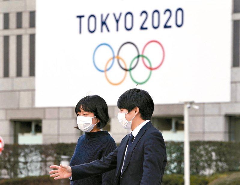 日本有醫師推測日本檢測限制可能受到政治因素影響,以免干擾東京奧運。 歐新社