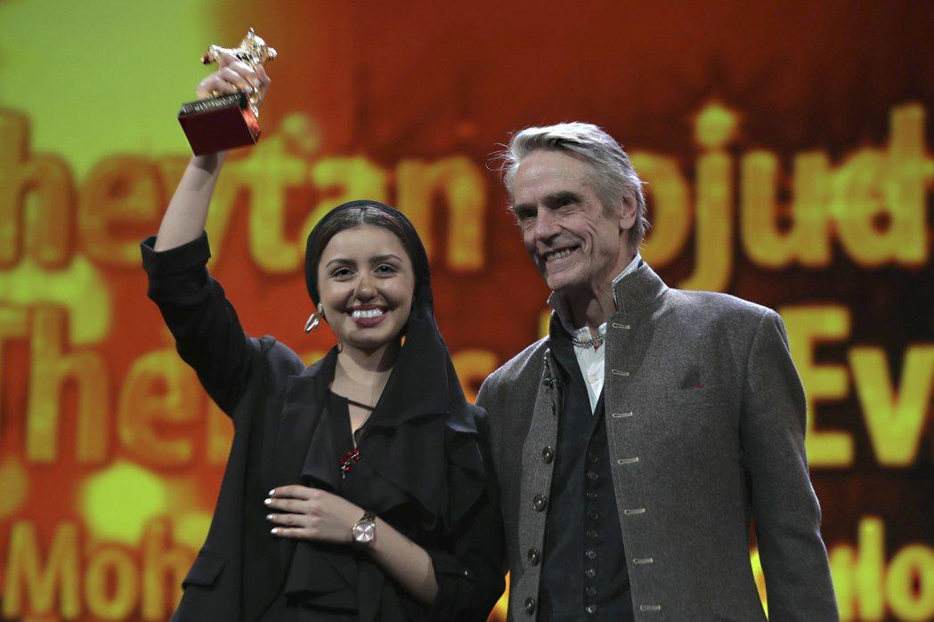 伊朗死刑影片「沒有邪惡」奪得柏林影展最佳影片金熊獎。 圖/美聯社