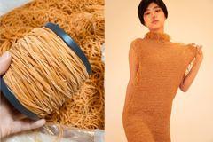 日本女大生用「橡皮筋」製作服裝 成品曝光網友全跪
