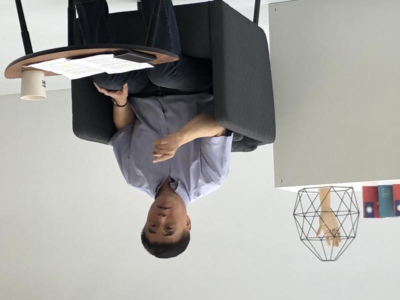 國民黨主席候選人郝龍斌。圖/郝龍斌辦公室提供