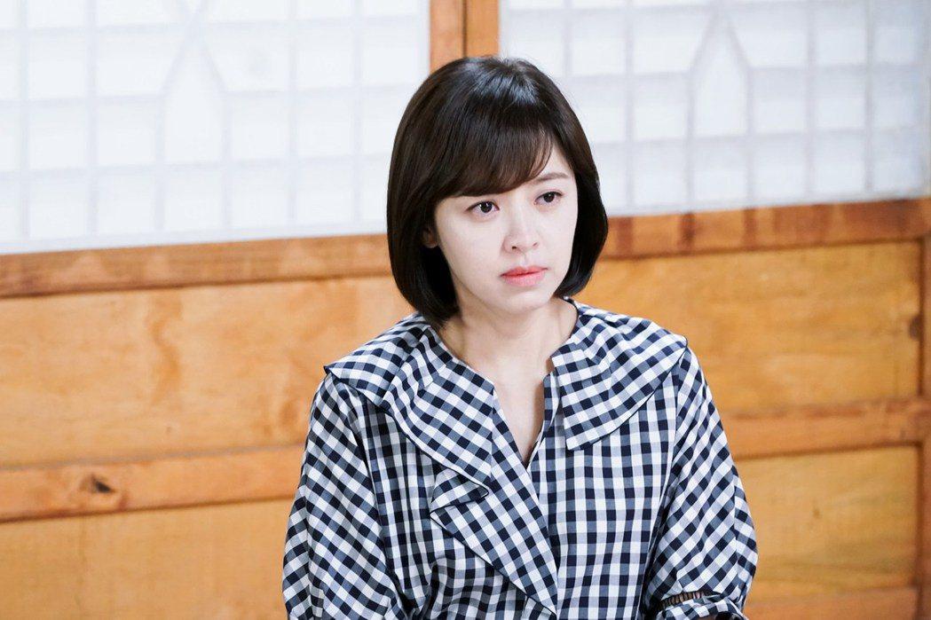 姜成妍主演「逆流而上的愛情」。圖/緯來戲劇台提供