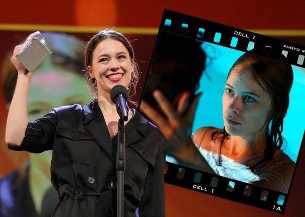 寶拉貝爾以新作「水樣的女人」拿下柏林影后。圖/海鵬提供