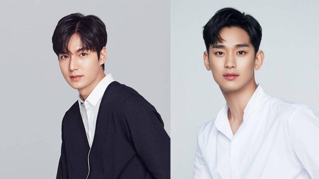 李敏鎬、金秀賢將回歸小螢幕。圖/摘自MYM娛樂、Naver