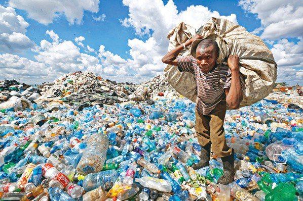 化學回收蘊藏著循環經濟的龐大潛在商機 本報資料照片