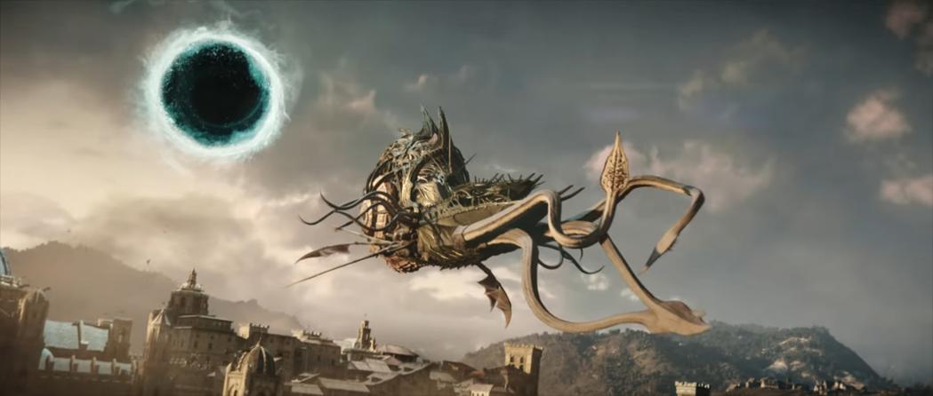 《柏德之門3》電影動畫截圖。(來源:官方預告片)