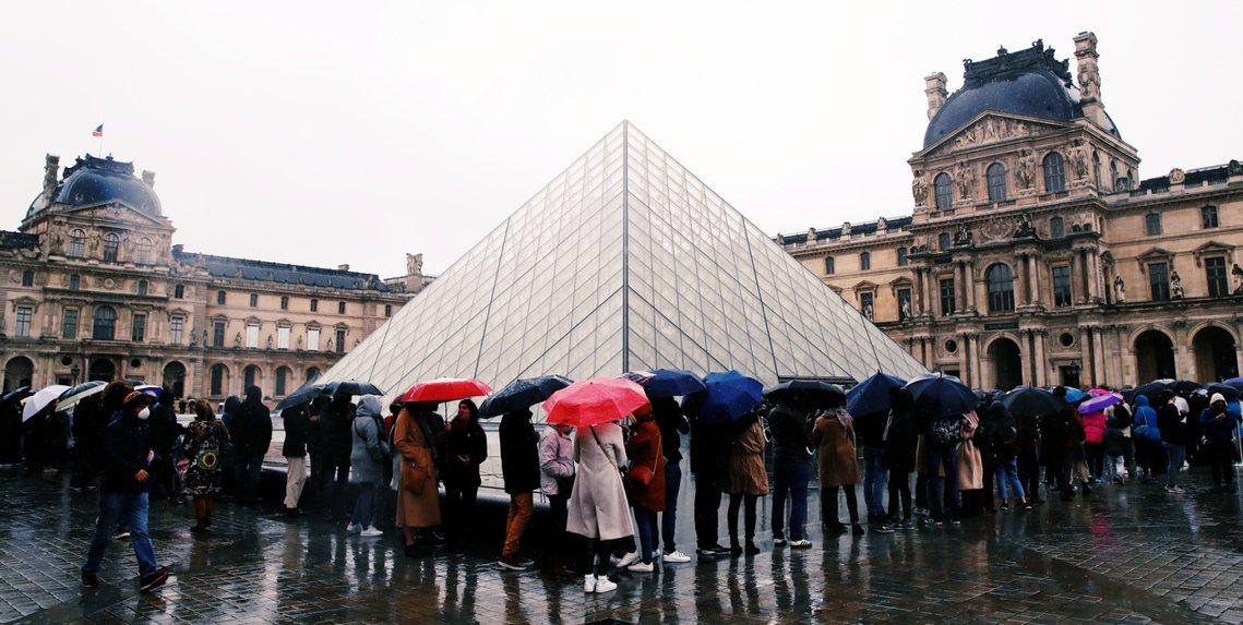 在雙方意見分歧下,羅浮宮什麼時候才會重新開放?必須等到2日的磋商會議後,才能有進...
