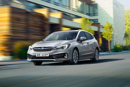 安全、便捷科技加持!小改款Subaru Impreza正式在台上市