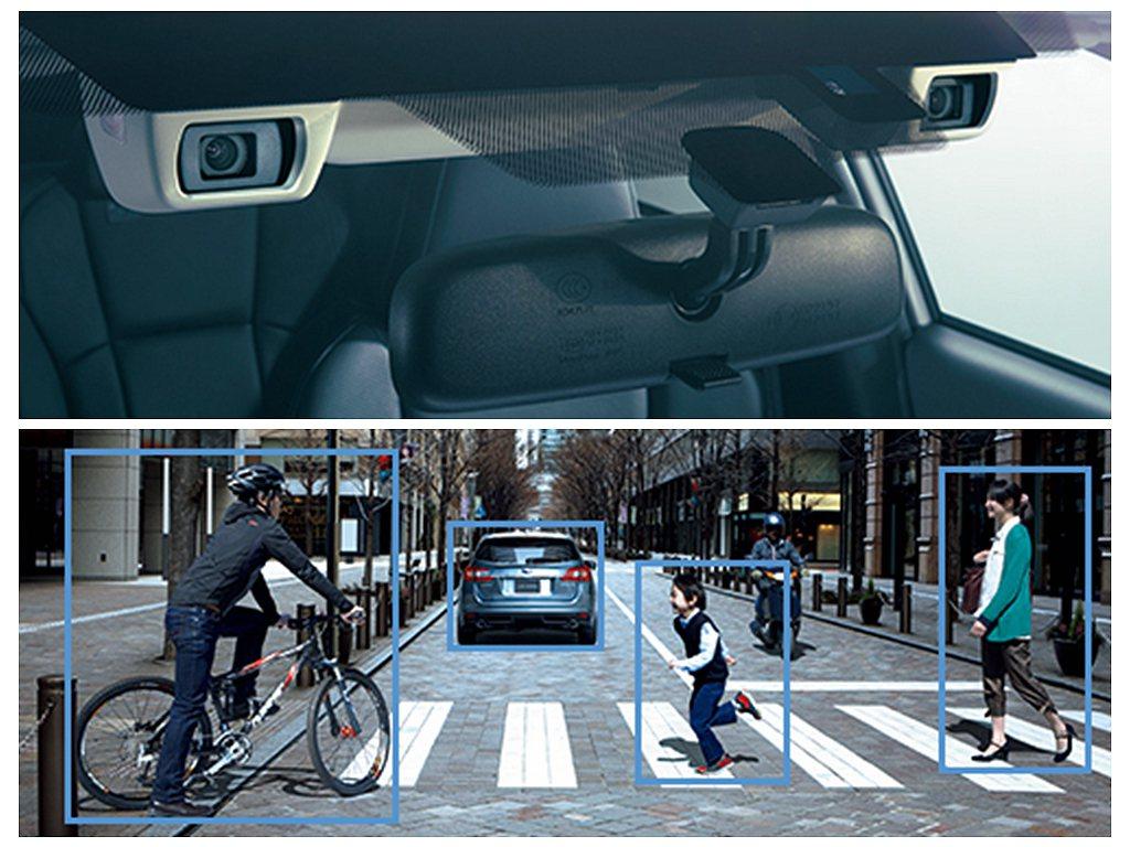 小改款Subaru Impreza 1.6 i-S EyeSight車型標配品牌...