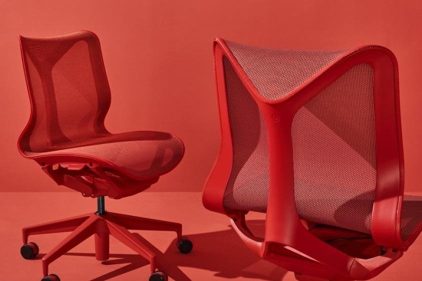 羅技將與Herman Miller合作打造更符合人體工學、時尚的電競椅