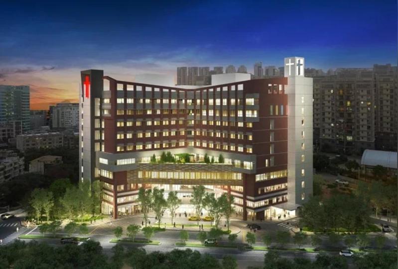 籌備多時的「新竹市馬偕兒童醫院」BOT案已取得建照,將興建地上10層、地下4層的醫學中心等級兒童醫院,預計在2022年4月前完工、營運,今天上午舉辦開工儀式。本報資料照片