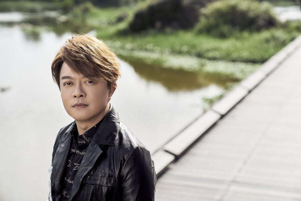 翁立友推出台語新專輯「眼中淚」。圖/豪記唱片提供